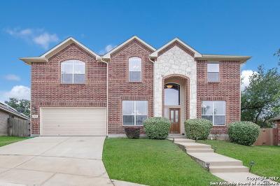 San Antonio Single Family Home For Sale: 3630 Globe Willow