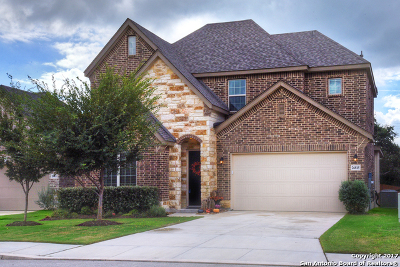 Boerne Single Family Home For Sale: 26815 Tulip Mdw
