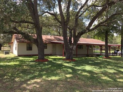 Atascosa County Single Family Home For Sale: 15015 State Highway 16