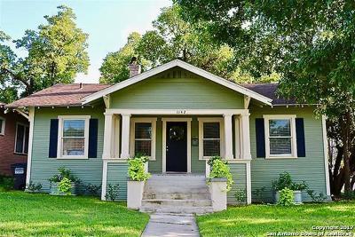 Single Family Home Price Change: 1142 W Magnolia Ave