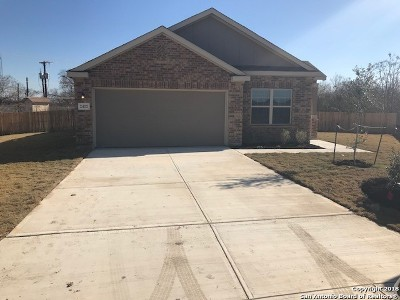 San Antonio Single Family Home Back on Market: 2422 Marbach Woods