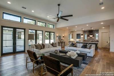 Alamo Heights Single Family Home For Sale: 333 Rosemary Ave