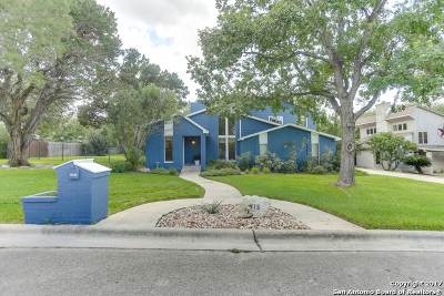 New Braunfels Rental For Rent: 415 Marymont Dr