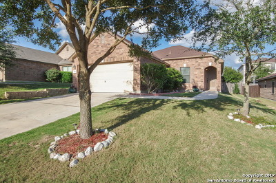 Schertz Single Family Home Back on Market: 5745 Ping Way