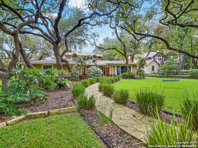 San Antonio Single Family Home For Sale: 302 Tuxedo Ave