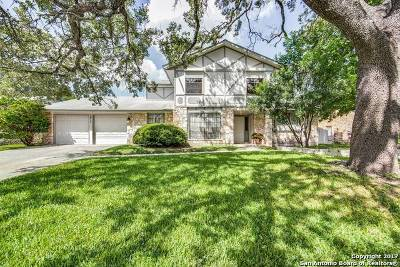 San Antonio Single Family Home Price Change: 5815 Sun Country St