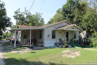 Single Family Home For Sale: 440 W Harlan Ave