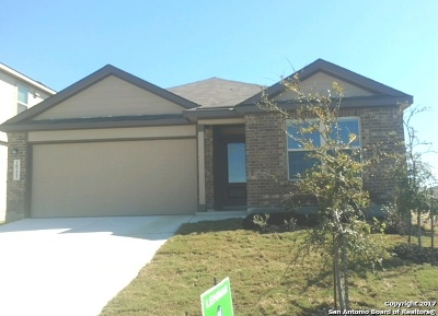 Converse Single Family Home For Sale: 10223 Waverunner