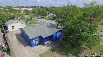 San Antonio TX Single Family Home Back on Market: $110,000