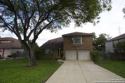 Bexar County Single Family Home Back on Market: 1718 Chippington Dr