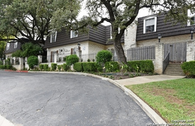 Bexar County Condo/Townhouse For Sale: 8030 Broadway St #201F