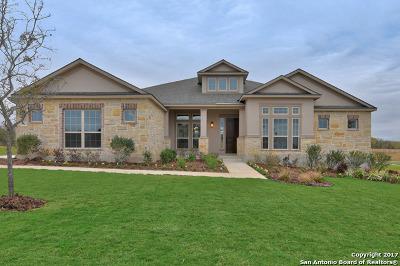 San Antonio Single Family Home For Sale: 4423 Saddle Spur