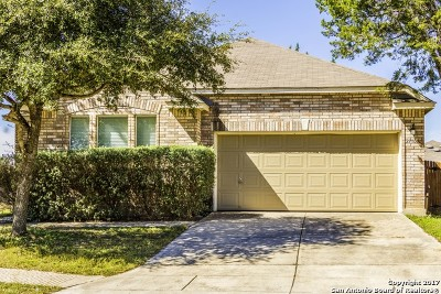San Antonio Single Family Home New: 21003 Pearl Harvest