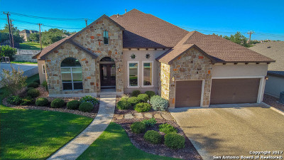San Antonio Single Family Home New: 407 Rio Spgs