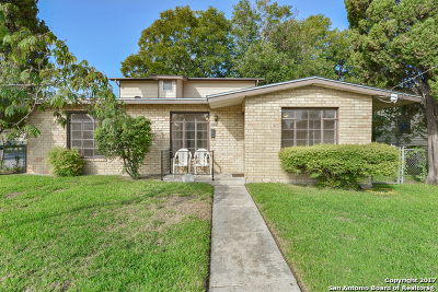San Antonio Single Family Home Back on Market: 5119 Cien Dr