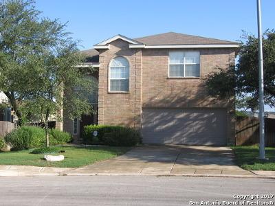 San Antonio Single Family Home New: 21502 Encino Lookout