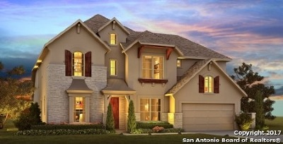 San Antonio Single Family Home New: 18 Sanctuary Cv