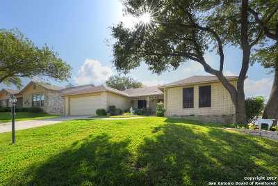 Schertz Single Family Home New: 3601 Fox Run