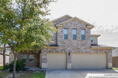 Bexar County Single Family Home For Sale: 11606 Elijah Stapp