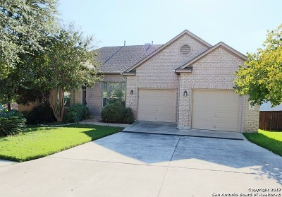 Helotes Single Family Home For Sale: 15007 Camino Rio