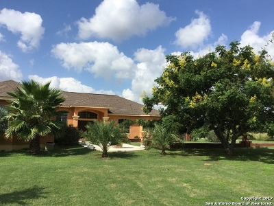Single Family Home For Sale: 15045 Cassiano Rd