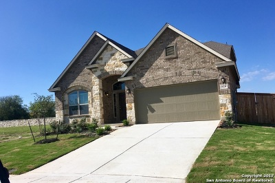 Cibolo Single Family Home New: 929 Kauri Cliffs