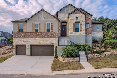 Boerne Single Family Home For Sale: 26215 Tawny Way