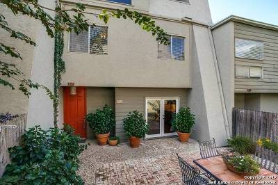 Bexar County Condo/Townhouse New: 3103 Eisenhauer Rd #K18