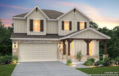 Schertz Single Family Home New: 6796 Concho Creek