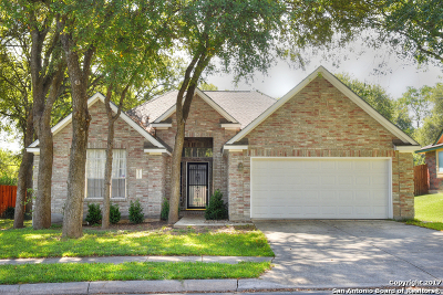 Schertz Single Family Home New: 1152 Dimrock