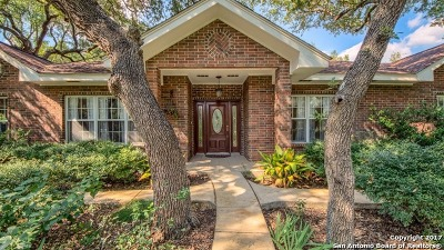 Bulverde Single Family Home New: 165 Turkey Spur