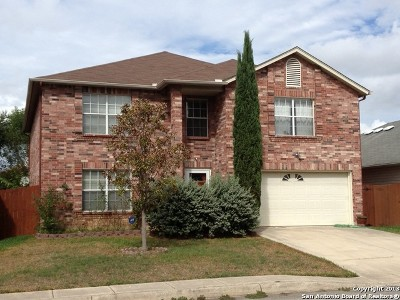 San Antonio Single Family Home For Sale: 10515 Westfield Pl