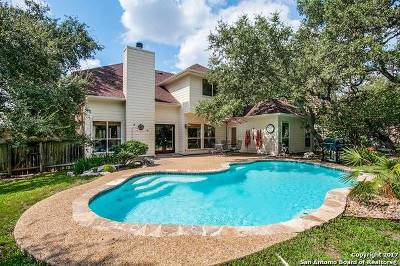 San Antonio Single Family Home New: 18518 Elmbrook