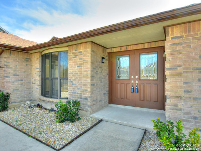 Cibolo Single Family Home New: 3410 Columbia Dr