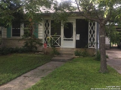 San Antonio Single Family Home Back on Market: 507 Westminster Ave