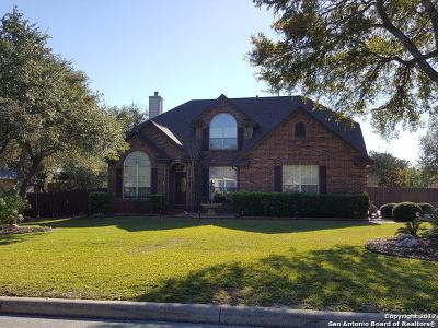 Helotes Single Family Home For Sale: 9510 Katon Way