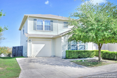 Boerne Single Family Home New: 309 Hampton Cv