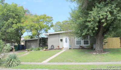 Bexar County Single Family Home Back on Market: 135 Teakwood Ln