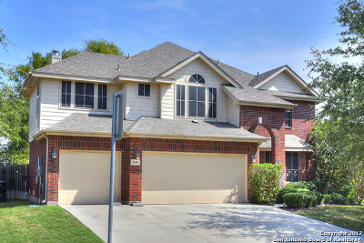 Cibolo Single Family Home New: 818 Bobby Jones Dr
