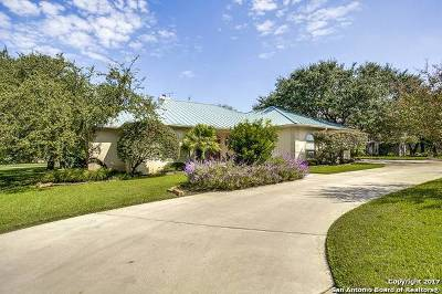 Boerne Single Family Home For Sale: 7707 Fair Oaks Pkwy