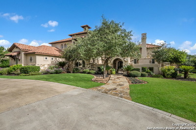 Bexar County Single Family Home Price Change: 614 Bentley Mnr