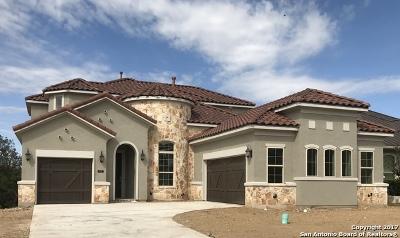 San Antonio Single Family Home New: 8339 Sierra Hermosa