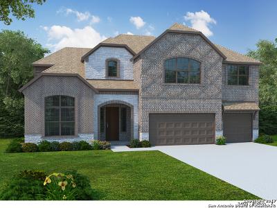 San Antonio Single Family Home New: 16135 Salto De Aguila