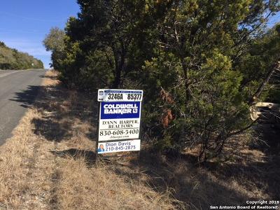 Bulverde Residential Lots & Land For Sale: 31821 Lake Wind