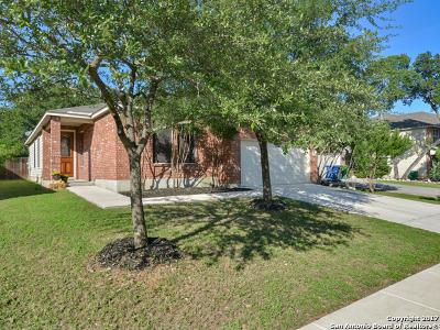 San Antonio Single Family Home Back on Market: 8027 Cooper Ml