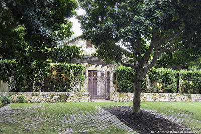 New Braunfels Single Family Home For Sale: 1050 Allen Ave