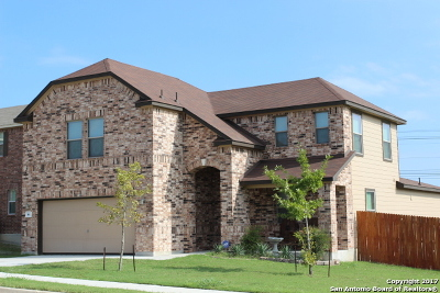 Cibolo Single Family Home New: 316 Gatewood Cliff