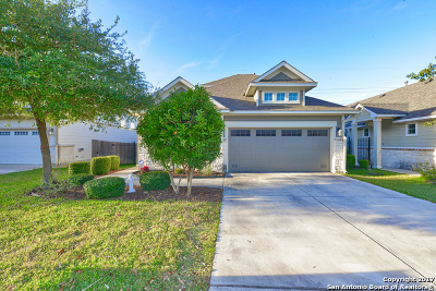 Heights At Stone Oak Single Family Home For Sale: 219 Mirror Lk