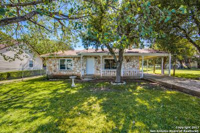 Canyon Lake Single Family Home New: 418 Paradise Dr
