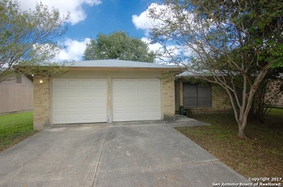 Kirby Single Family Home New: 5311 Binz Engleman Rd
